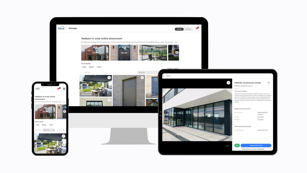 Renovive Online Showroom