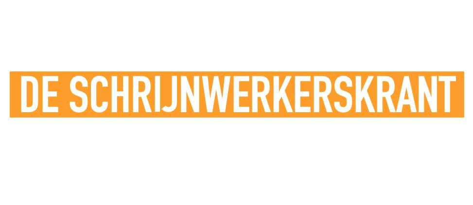 Logo De Schrijnwerkerskrant